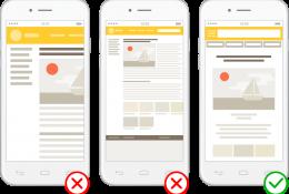 Адаптивный веб-дизайн сайта: важный фактор ранжирования в Яндексе